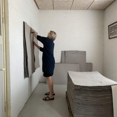 Driftskontoret, Birgitte Munk. Foto Helle Bovbjerg