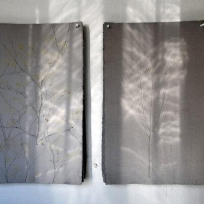 Flower Press installation, Driftskontoret. Foto Ib Sørensen